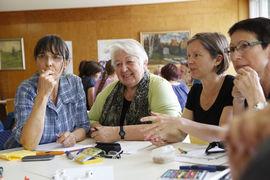 Kursgruppe Basel 2007